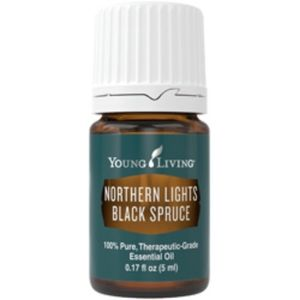 New Young Living Northern Lights Black Spruce 5ml